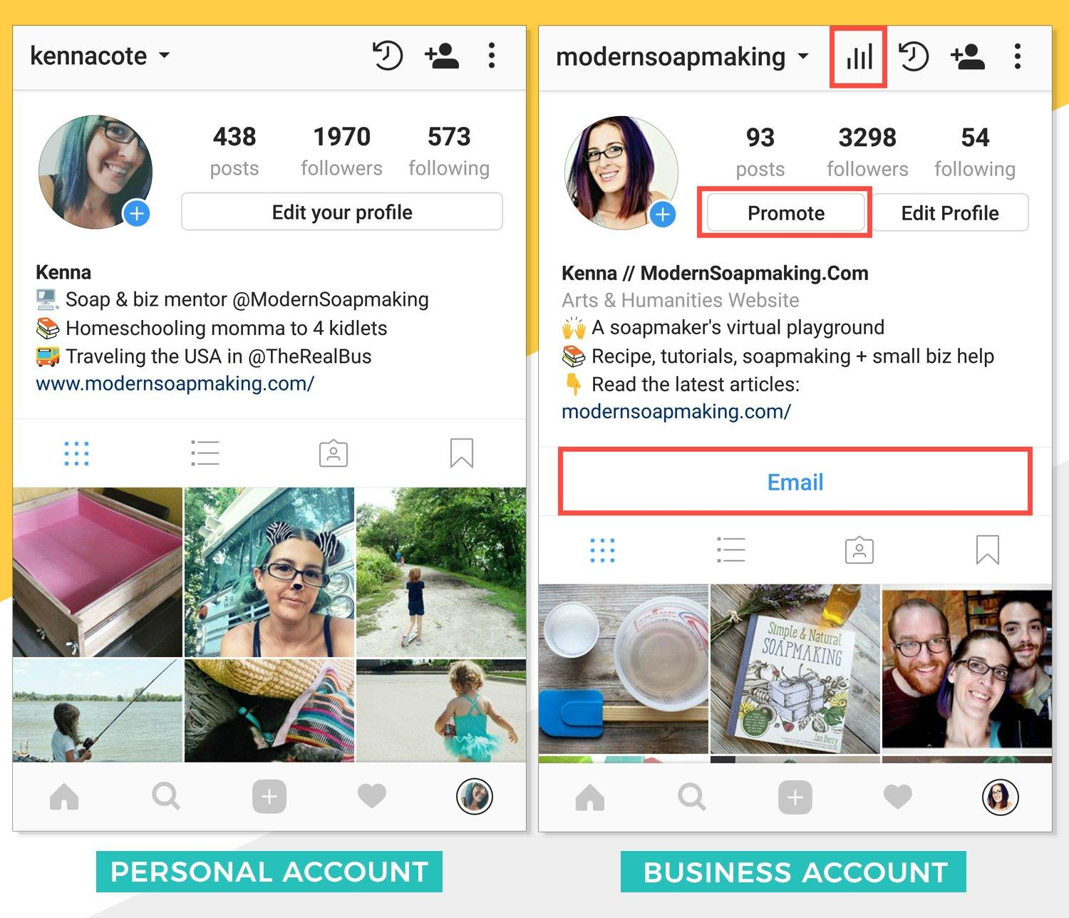 Top 10 Benefits of Instagram for Business - LYFE Marketing d77df324f15