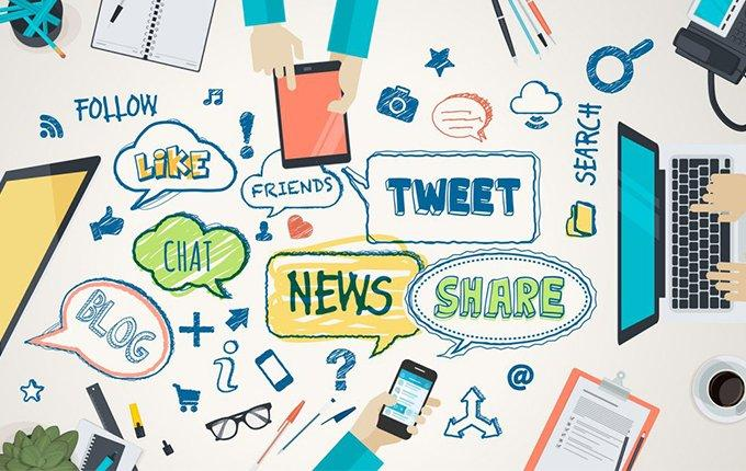 Use social media to expand the reach of your blog posts
