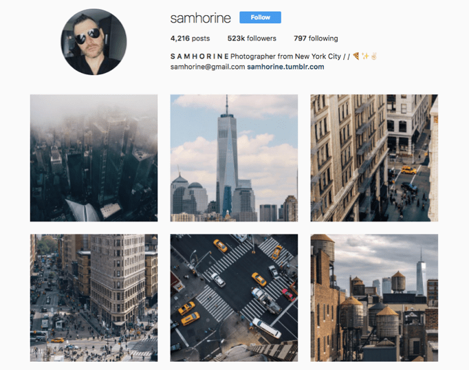 instagram best practices for photography