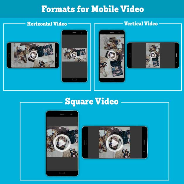 Instagram video formats