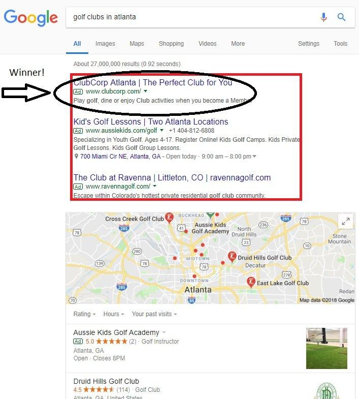 how does google ads work with quality score