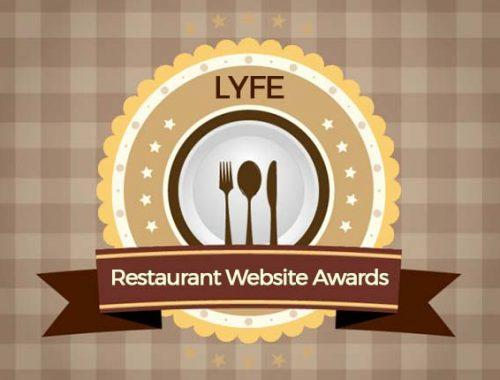 best restaurant websites