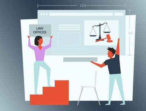 best attorney websites