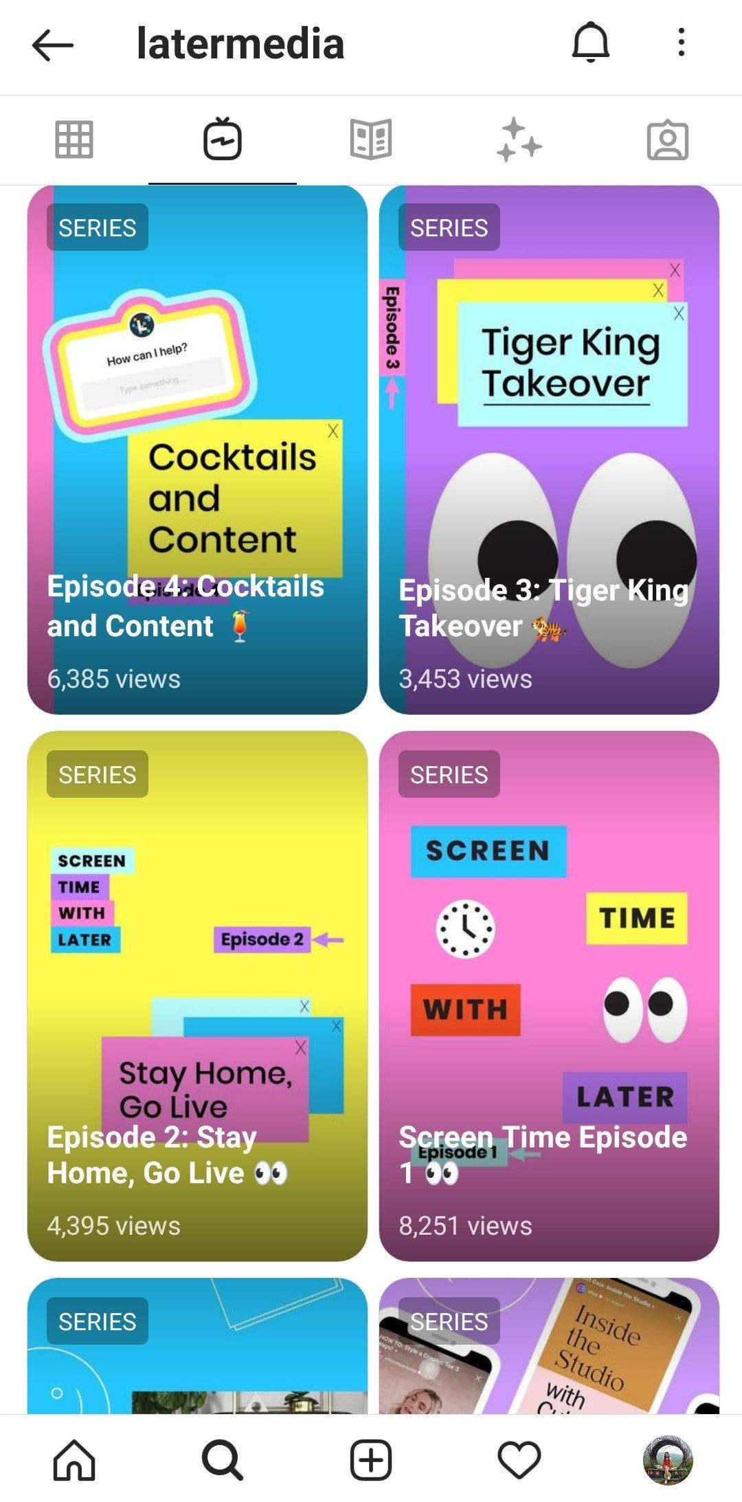 IGTV for small businesses